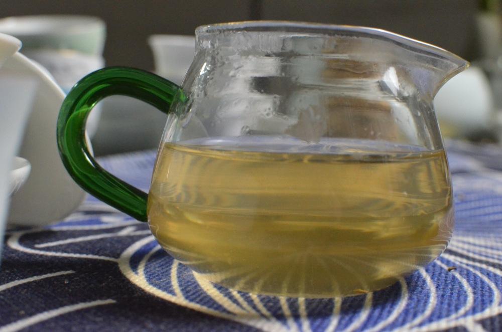 Dan Cong Feng Huang Shan oolong tea