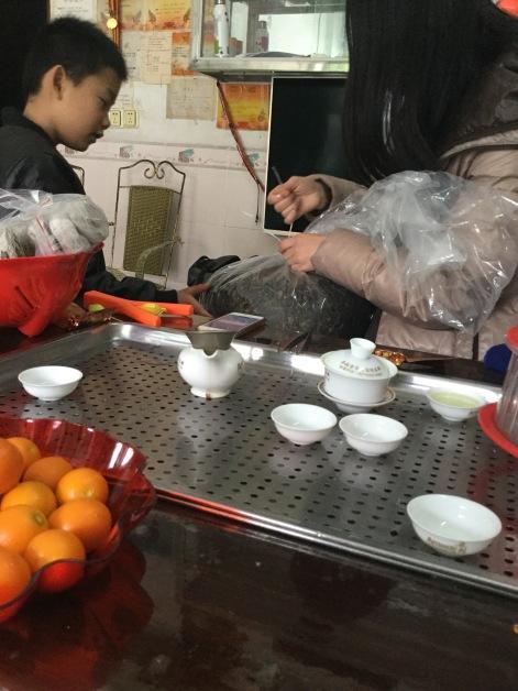 Aged Anxi Tie Guan Yin Jian Dou