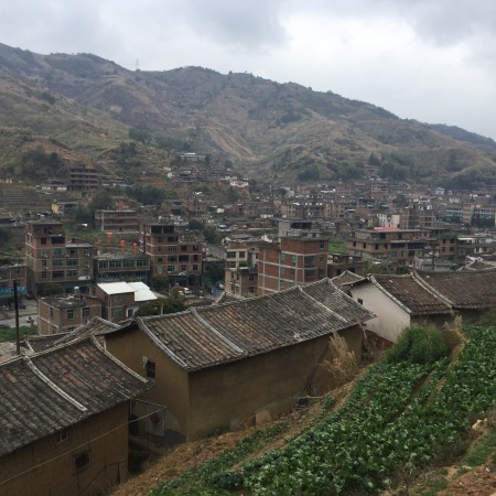Jian Dou, Anxi. A village that produces Tie Guan Yin.