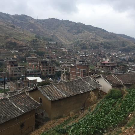 Jian Dou, Anxi. A village that produces Tie Guan Yin.